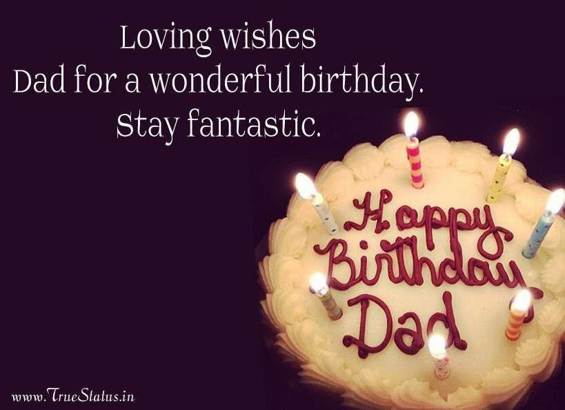 Happy Birthday Quotes For Dad Elegant Happy Birthday Dad 40 Quotes To Wish Your Dad The Best Dengan Gambar