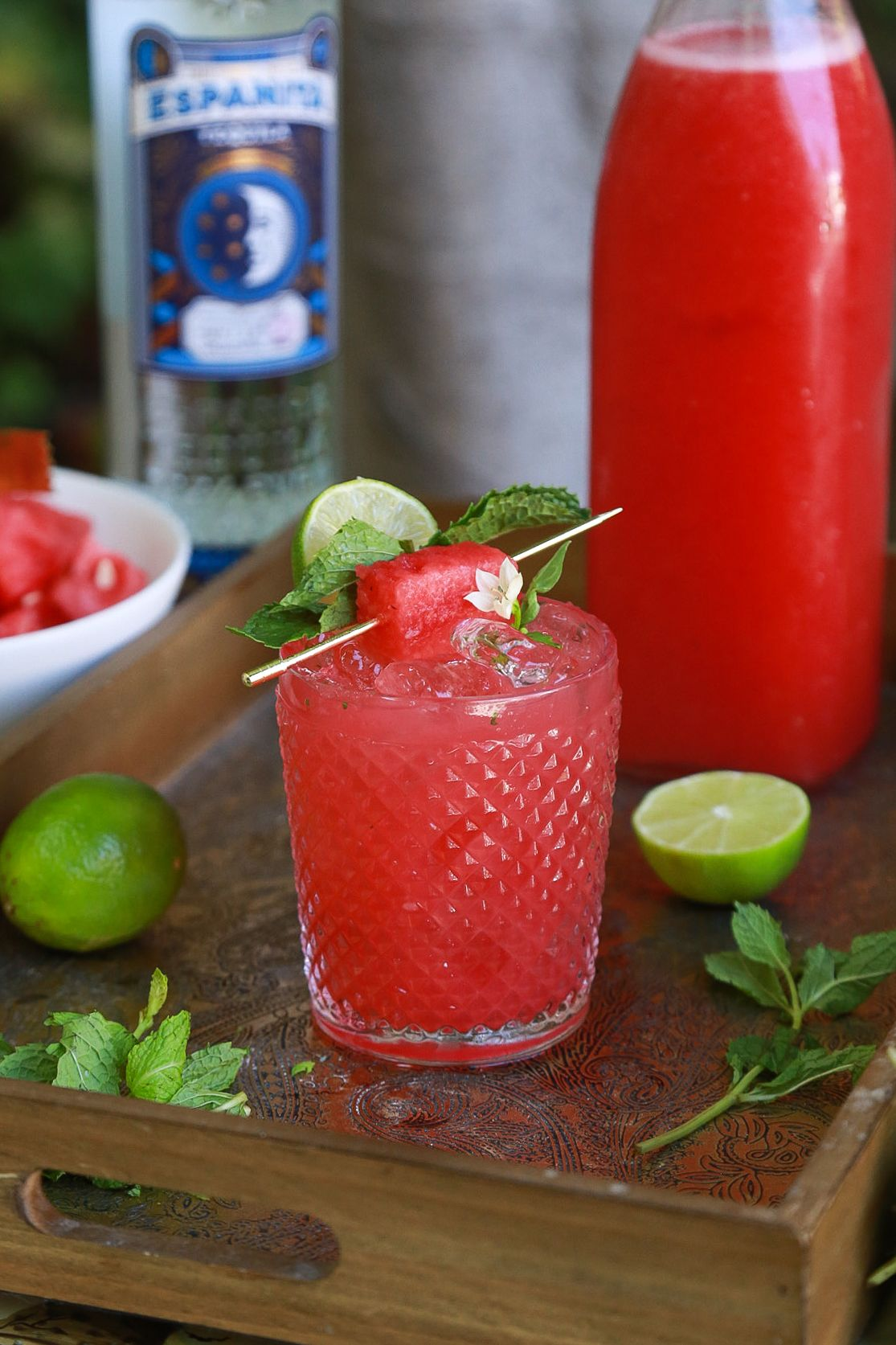 Watermelon Margarita In 2020 Watermelon Margarita Margarita Recipes Watermelon Juice