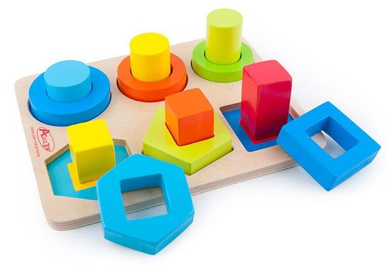 Geometria Bambini ~ I giocattoli in legno non finiscono mai di stupirci in questo