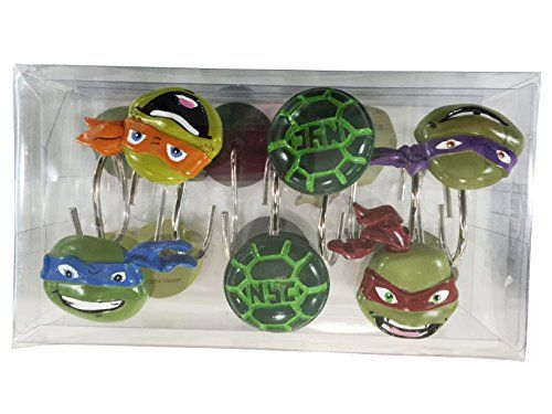 Ninja Turtle Bathroom Accessory Set Home Garden Accessories Sets