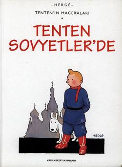 Tintin in Turkish : Tenten Sovyetler' de - Tintin au pays des Soviets - Tintin in the Land of the Soviets (1930)