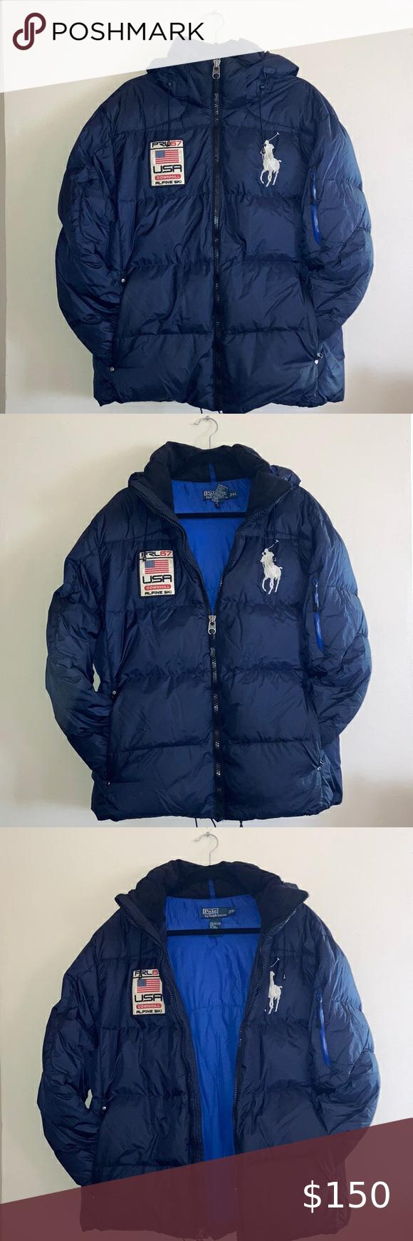 Polo By Ralph Lauren Winter Jacket Gently Worn Jacket Excellent For Winter Months Extremely Warm While Not Stylish Jackets Winter Jackets Polo Ralph Lauren [ 1740 x 580 Pixel ]