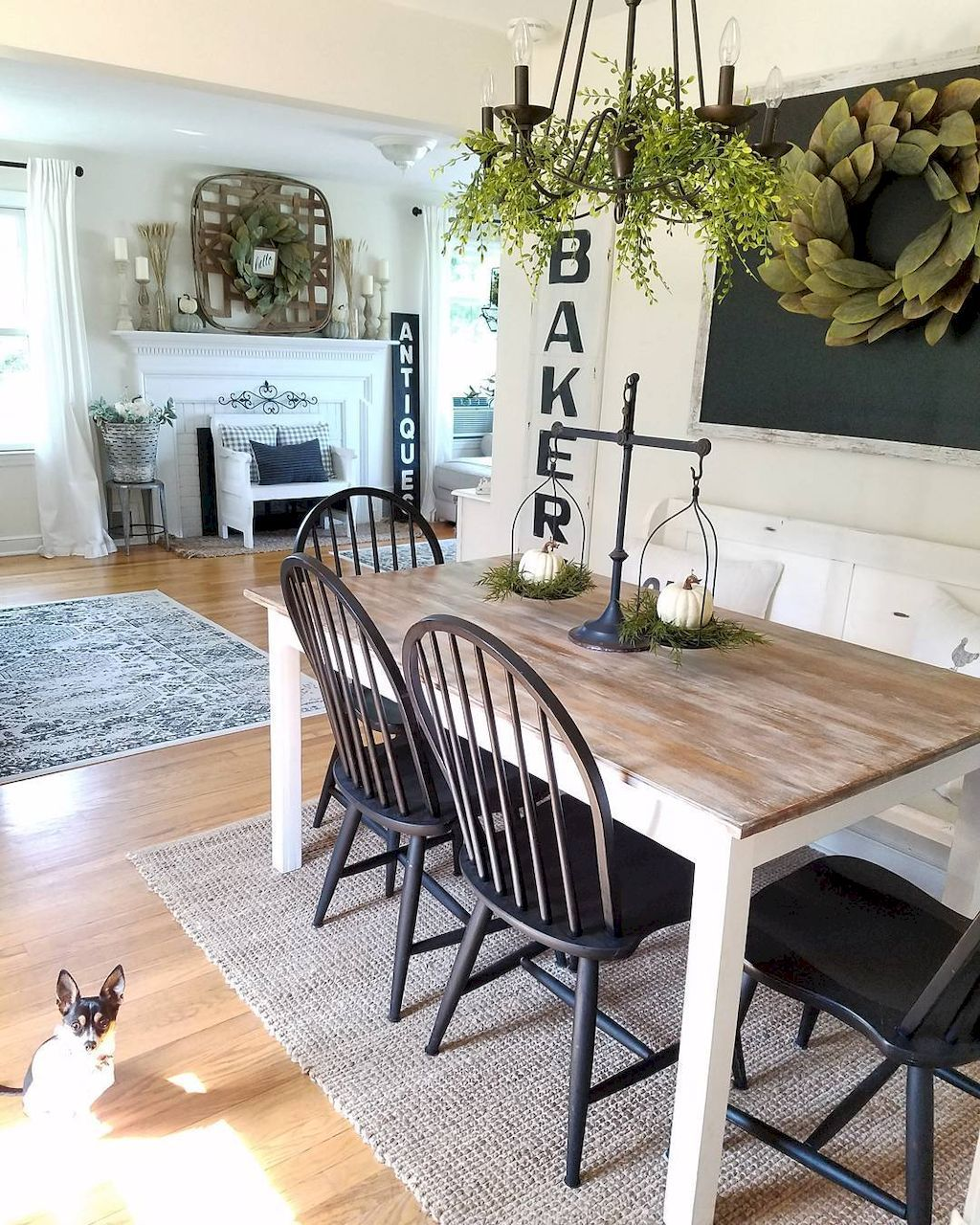 Room Adorable 50 Lasting Farmhouse Dining Table Design