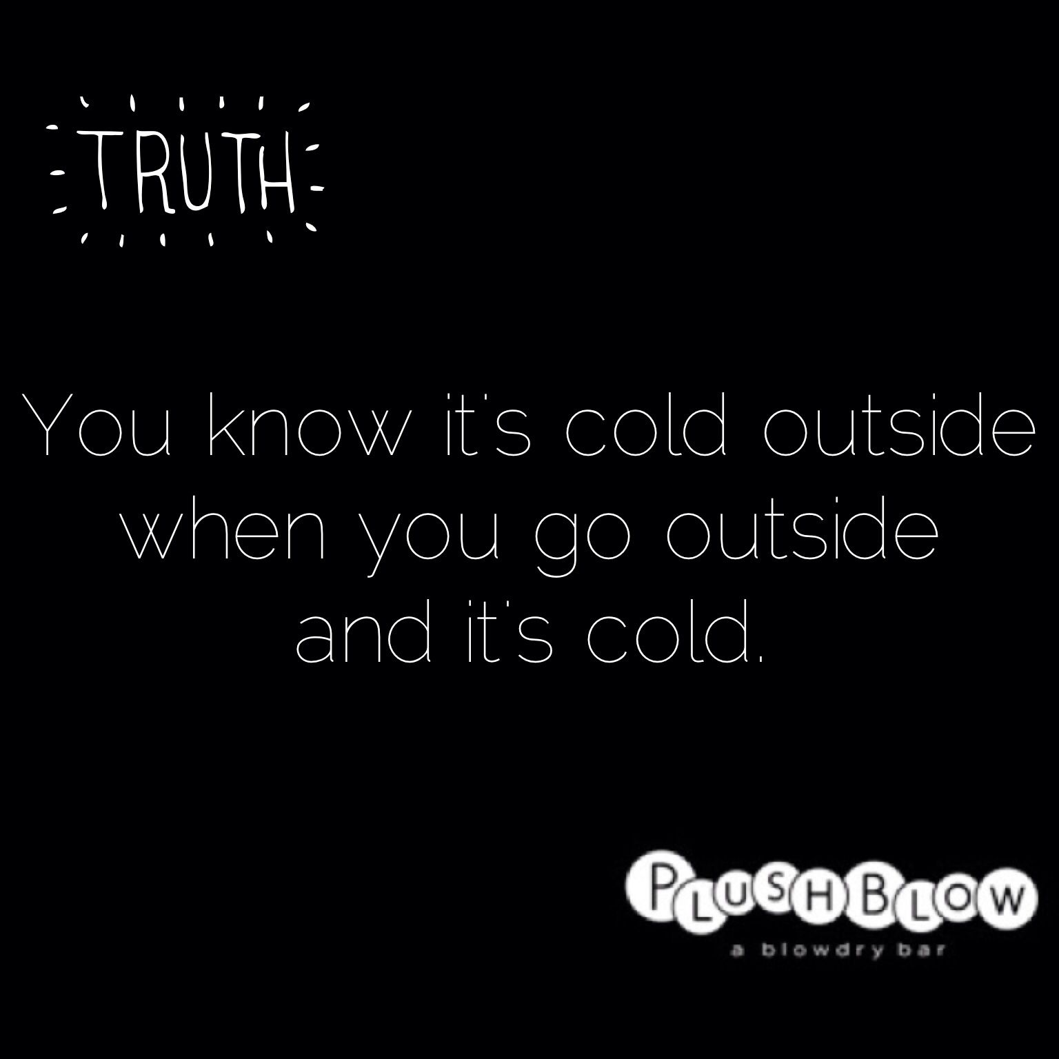 Cold Rainy Day Funny Quotes