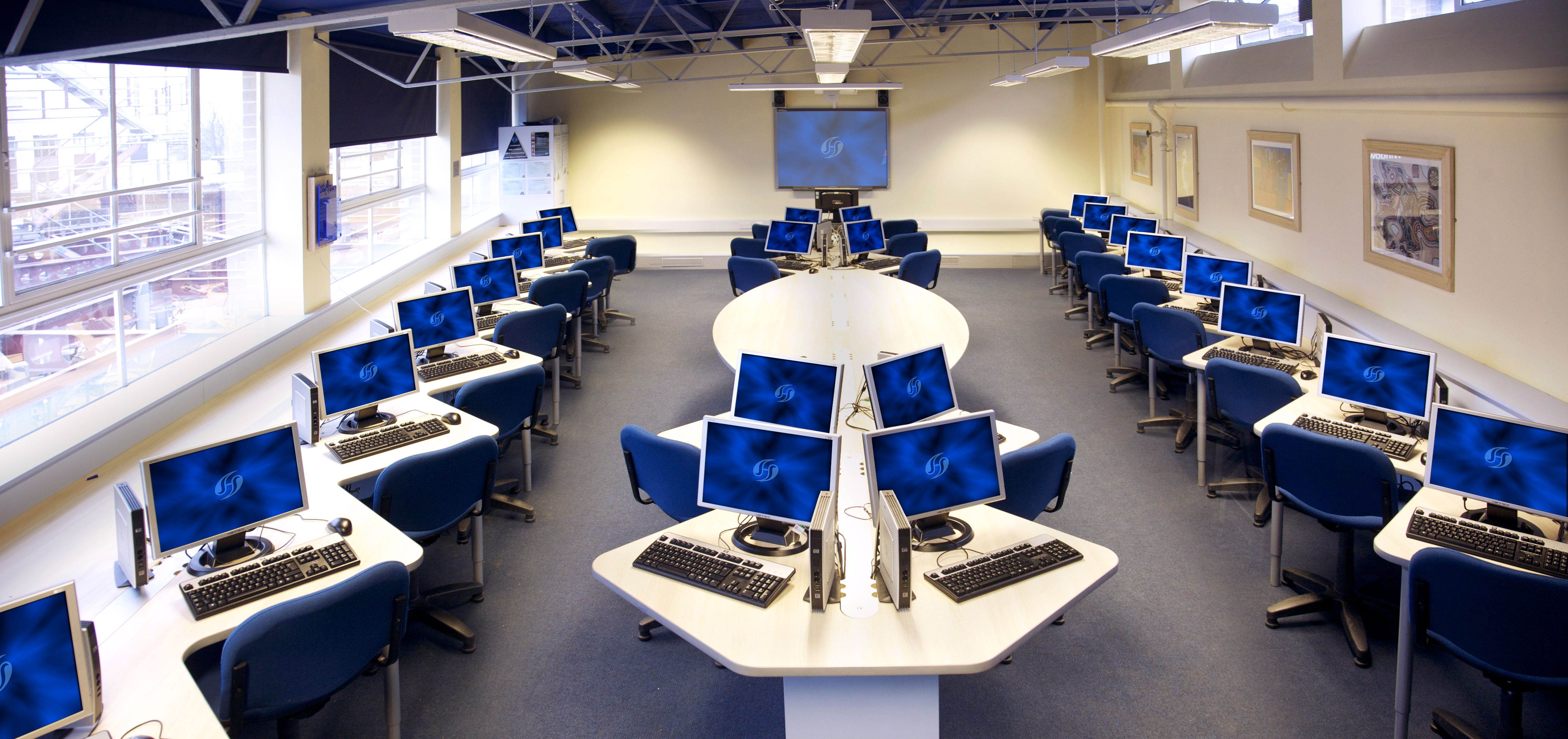 Future Computer Classroom Design