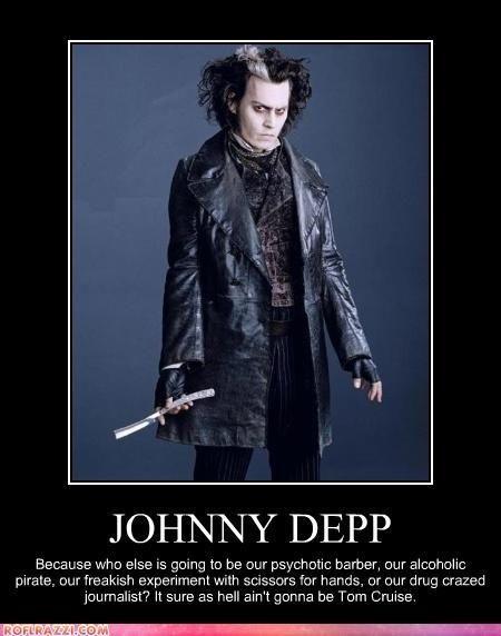 Johnny Depp Photo: johnny depp is funny