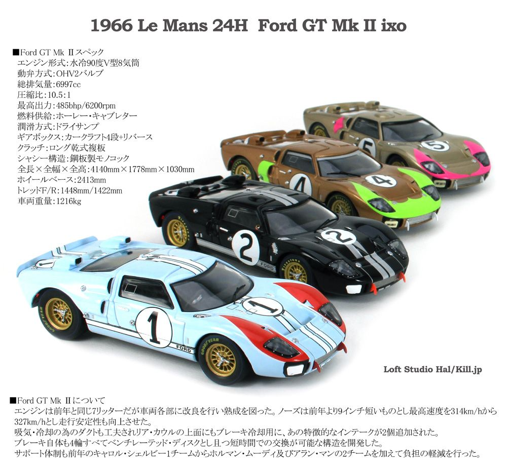 1966 Ford Gt Lemans Winners Ford Gt Ford Toy Car