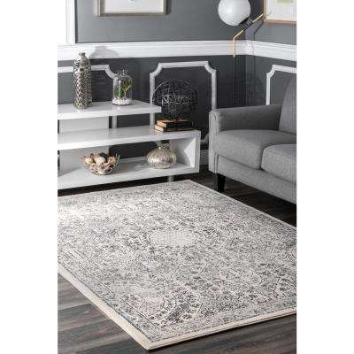 Nuloom Minta Modern Persian Gray 12 Ft X 15 Ft Area Rug Rzbd30a 12015 The Home Depot Natural Home Decor Rugs Usa Home Decor