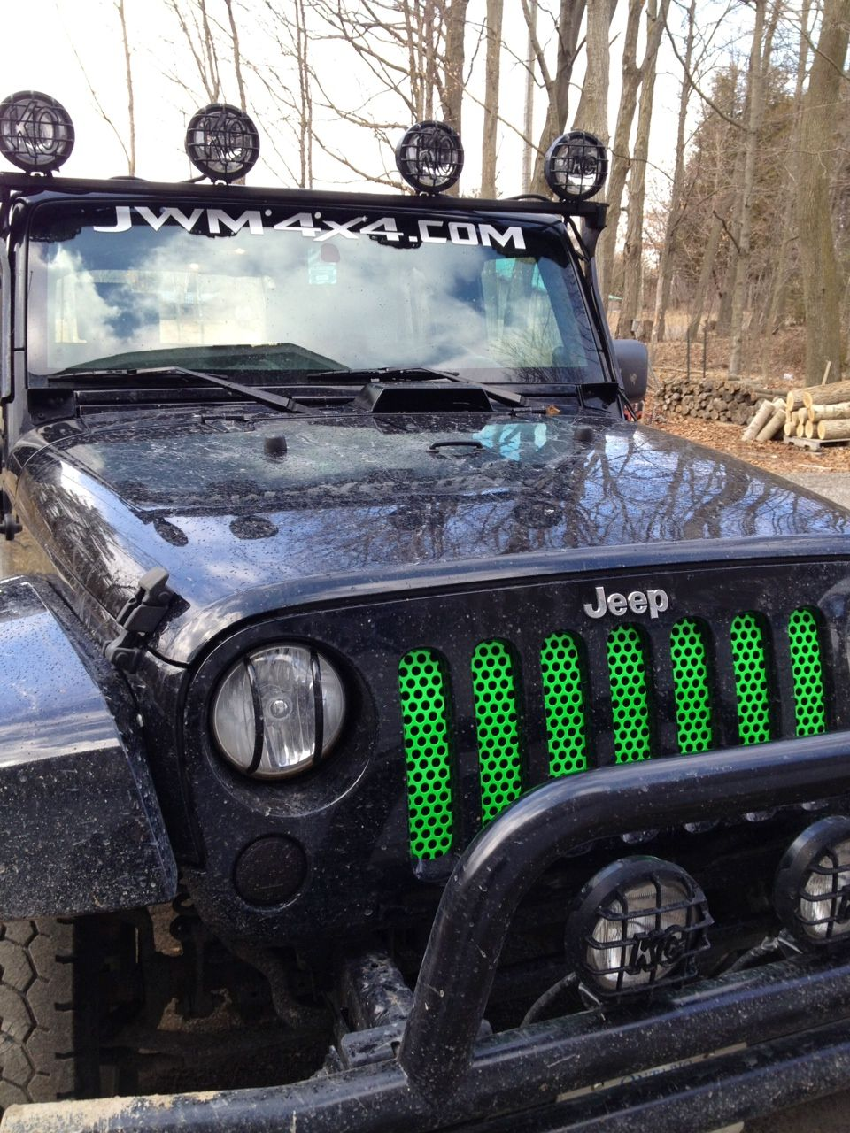 Home Page Jwm 4x4jwm 4 4 Jeep Wrangler Protection With Images Green Jeep Wrangler Jeep Wrangler Jeep Wrangler Grill