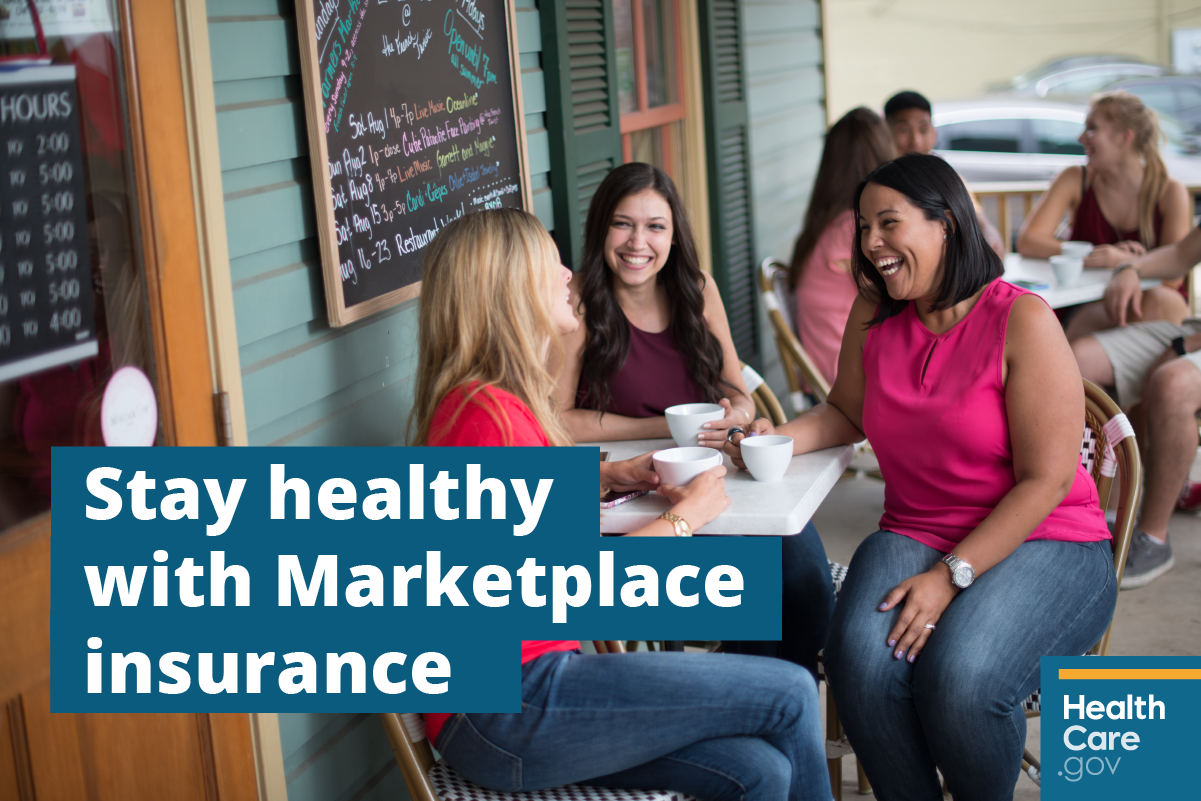 How To Stay Healthy Using Your Marketplace Health Insurance
