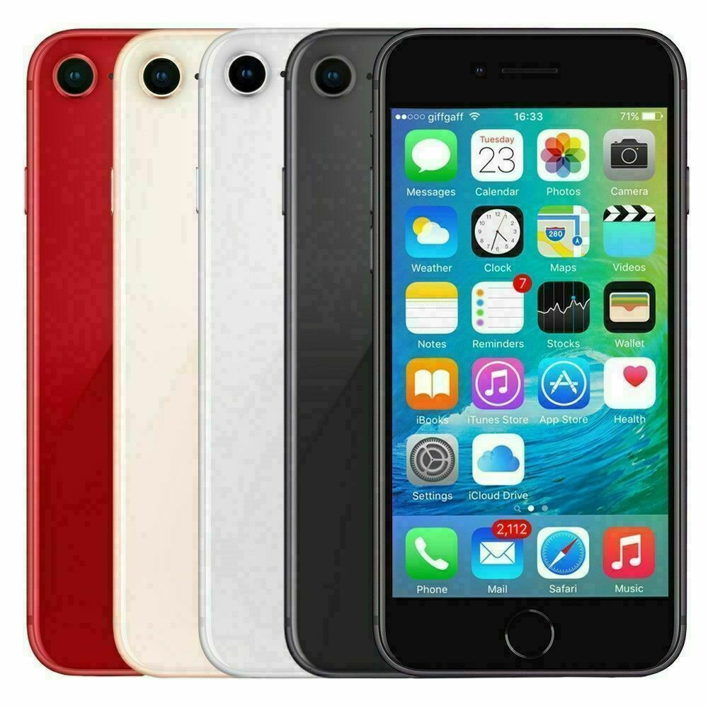 Apple Iphone 8 64gb 256gb At T Gsm Factory Unlocked Apple Iphone T Mobile Phones Unlocked Cell Phones