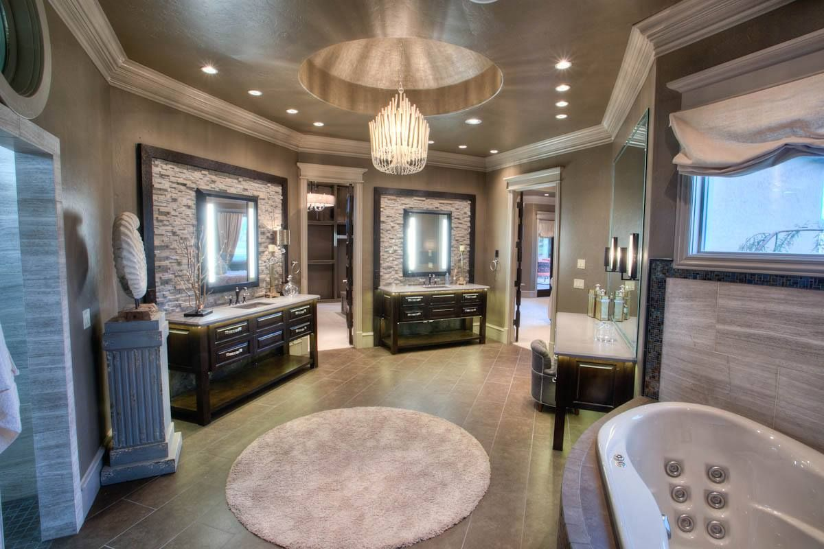 As You Can Imagine Having Dream Master Bathrooms Arrangements