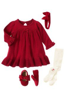 Holiday Memories From Gymboree Baby Girl Christmas