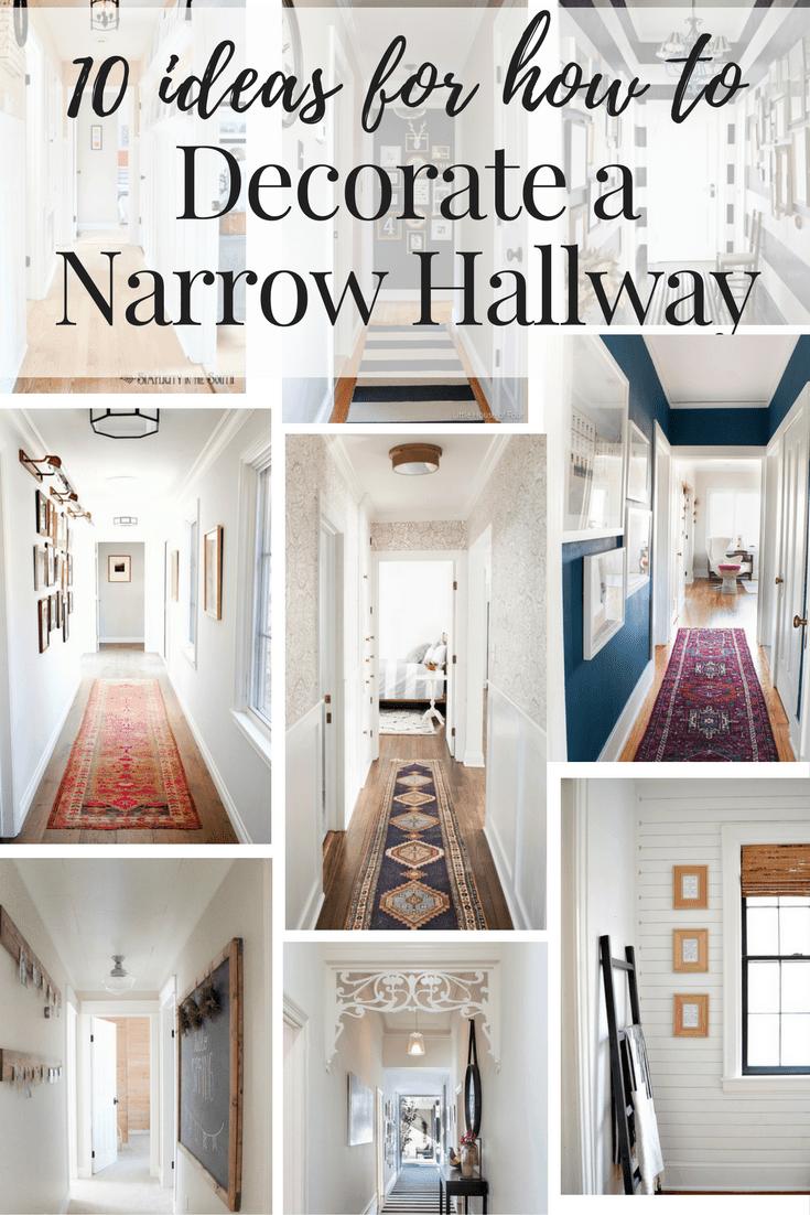 Hallway Decorating Ideas for Your Narrow Hallway   Love & Renovations