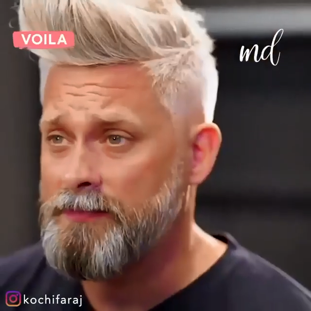 Photo of SILVER FOX TRANSFORMATION