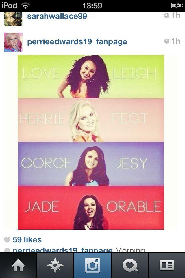 It's Little Mix!;)