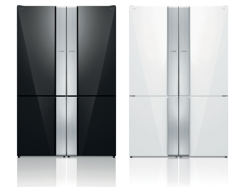 Gorenje Kühlschrank Ora Ito : New fridge freezers of the gorenje ora Ïto collection flat