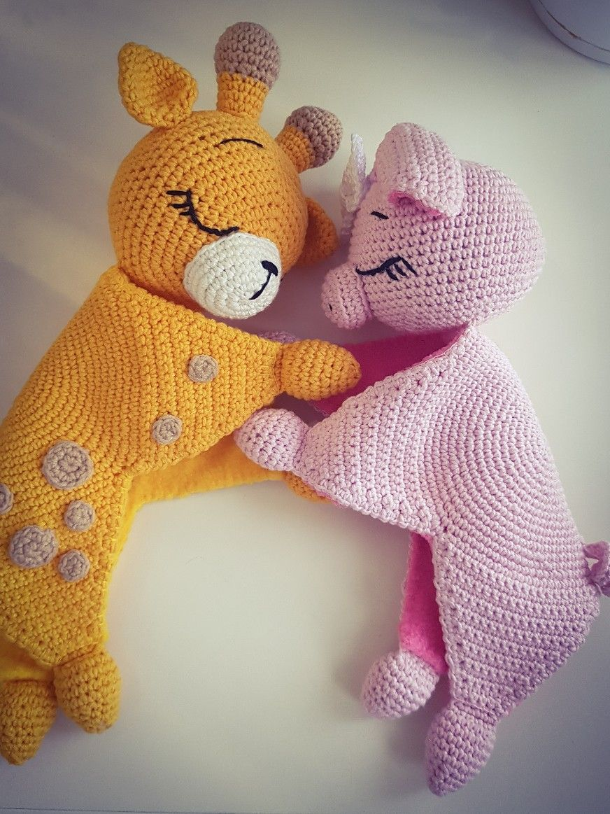 Baby comforter Pattern Baby Lovey Toy Lovey blanket Teething Toy CROCHET PATTERN Cat Baby Lovey toy Baby Rattle