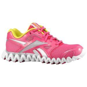 775593f3b8ae Reebok ZigNano Fly 2 - Women s - Running - Shoes - Pink Pure Silver Sun  Rock White