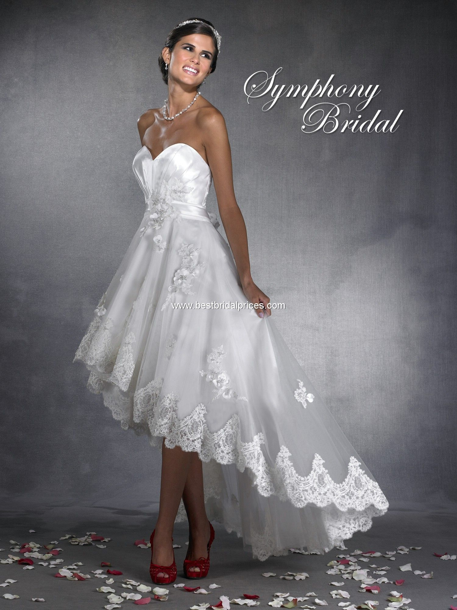 Symphony Wedding Dresses - Style S2930 [S2930] - $938.00 : Wedding ...