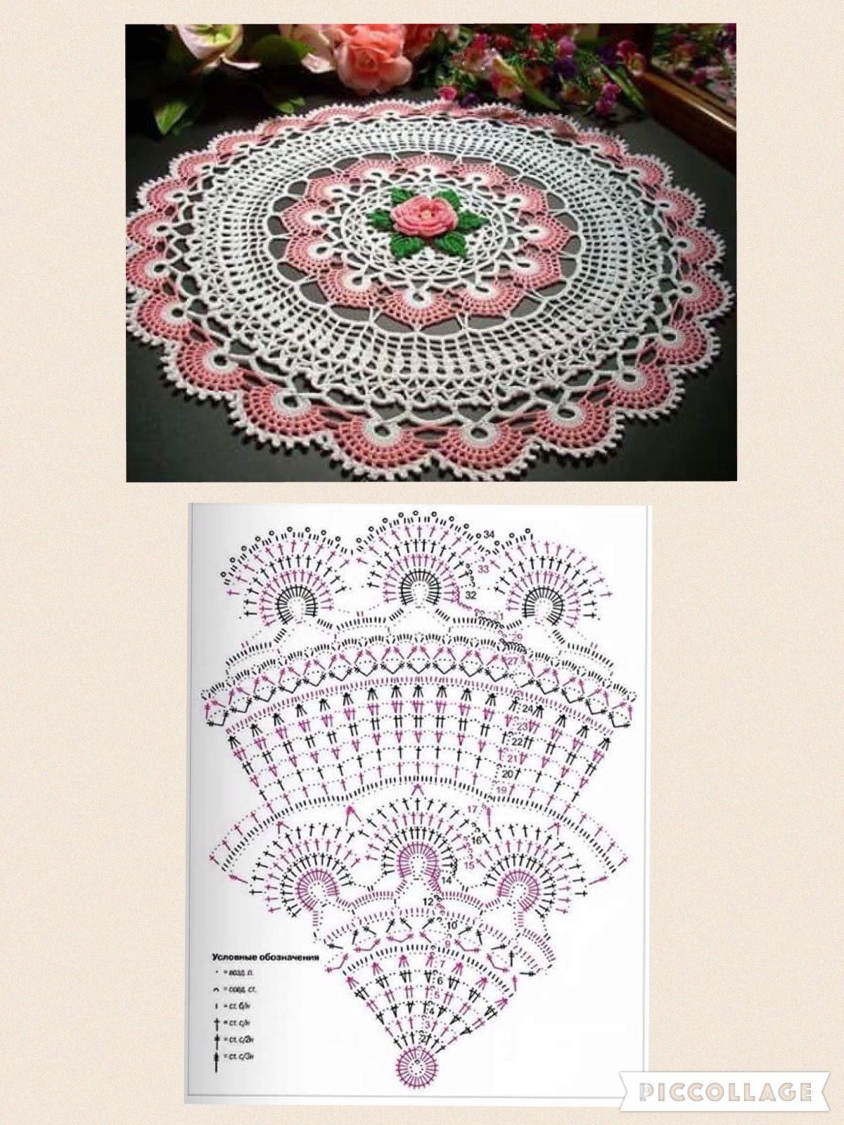 Pin de Yury Cortes en Yury patrones | Pinterest | Carpeta, Tapetes y ...