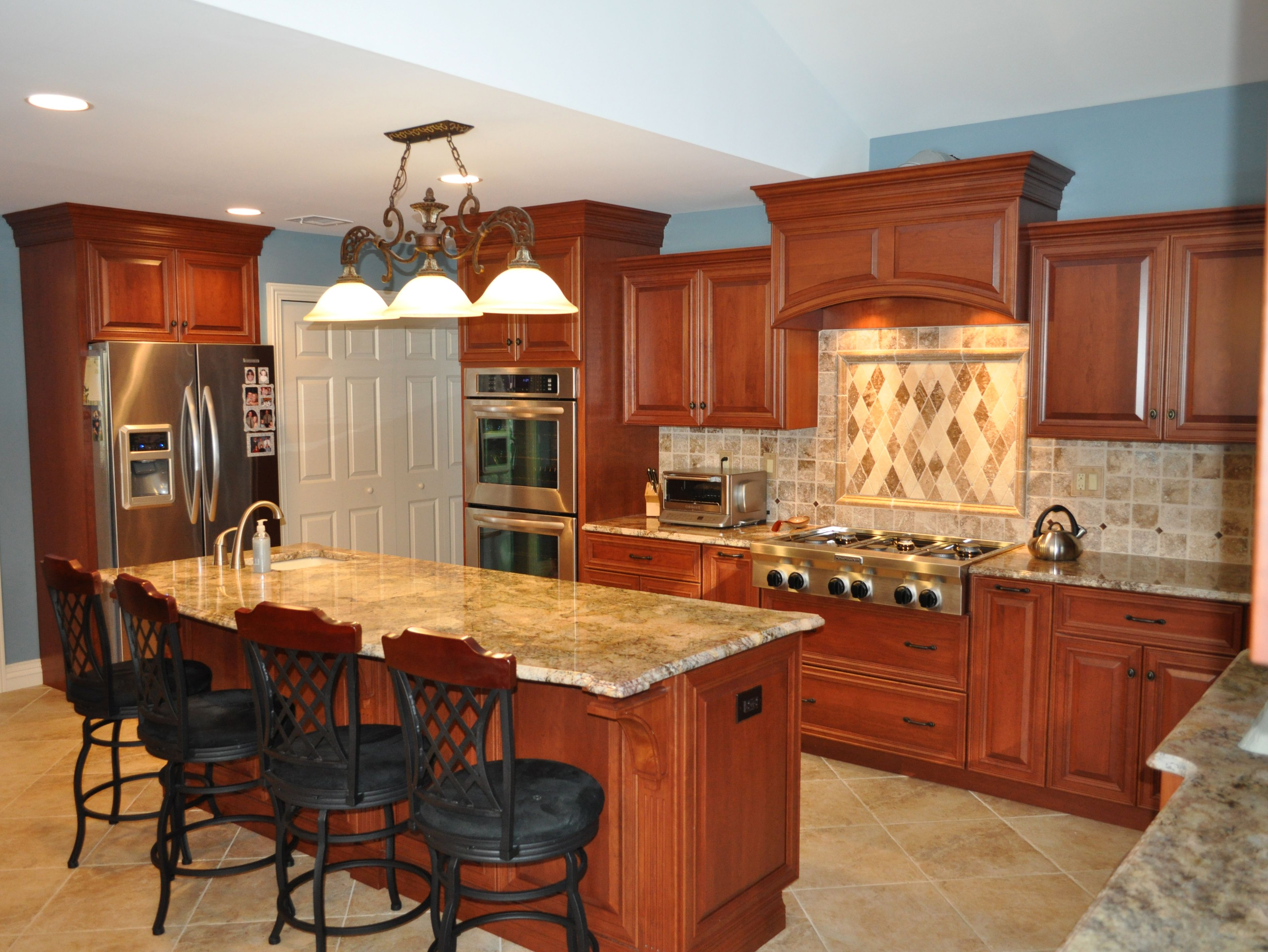 Kitchens Come Together Nicely With Brighton Cabinetry Cabinets.