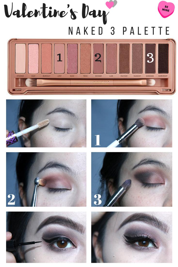 Best Valentineus Day Eyeshadow Palettes  Eyeshadow Makeup and Eye