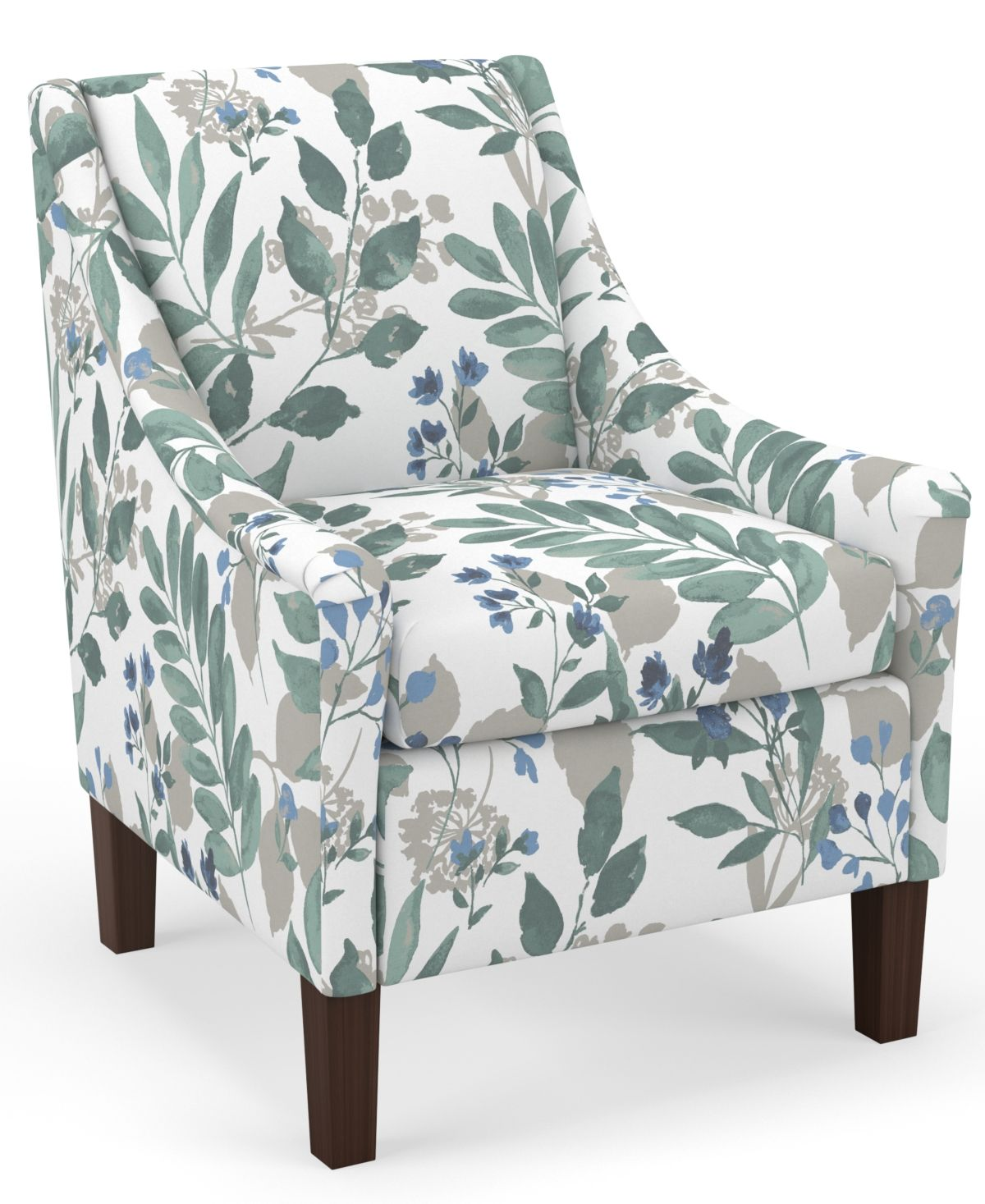 Martha Stewart Collection Bedford Collection Campbell Accent Chair