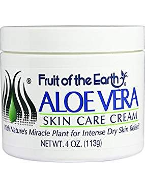 Fruit Earth Aloe Cream Ounce Read More Reviews Of The Product By Visiting The Link On The Image This Skin Care Cream Aloe Vera Skin Care Aloe Vera Cream