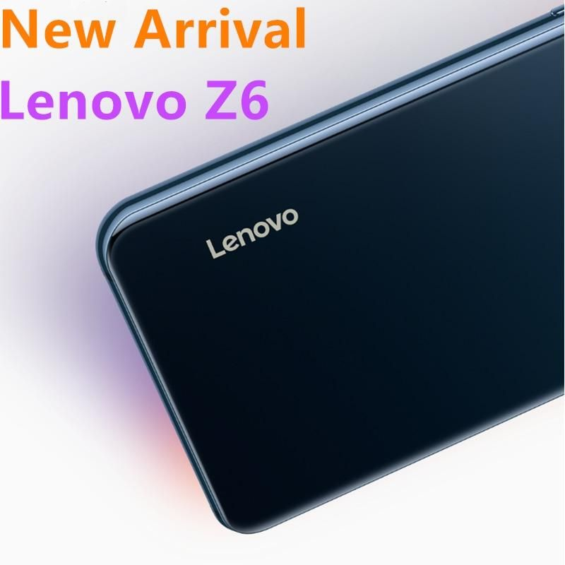 Global Rom Lenovo Z6 Cell Phone Snapdragon 730 4000 mAh Battery 4G LTE 6.39 Inch Screen FingerPrint Thriple Cameras Smart Phone #displayresolution