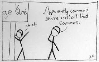 True Story: Uncommon Sense