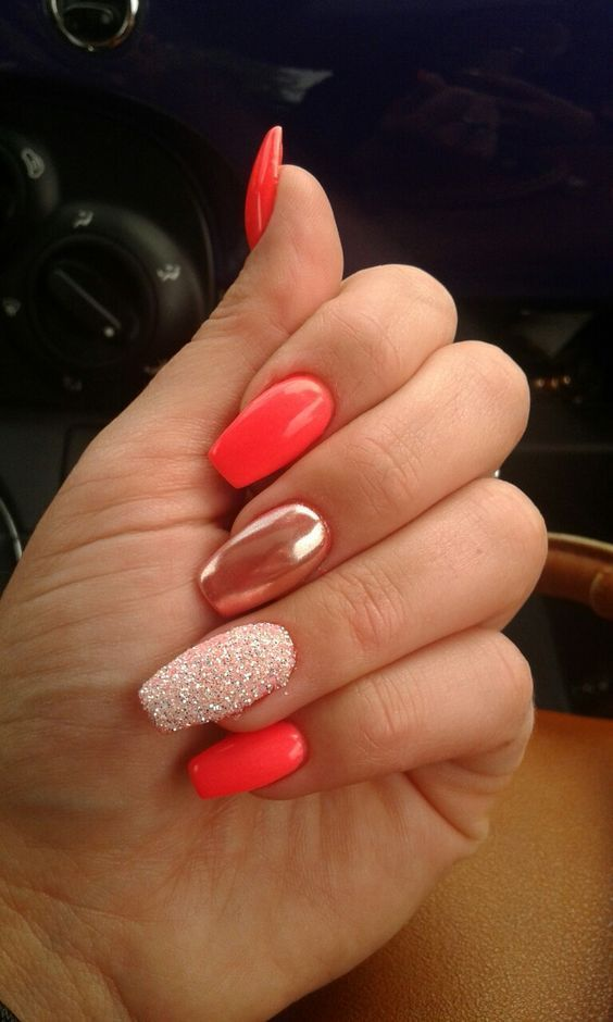 Fantastic No Cost Nail Art Glitter Stiletto Thoughts