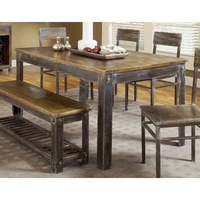 Farmhouse Dining Table By Modus Furniture Http Www