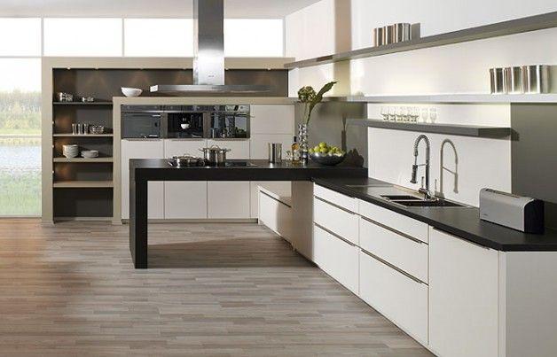 Exklusive küchen münchen  moderne L-Küche | Kitchenette | Pinterest | Küche