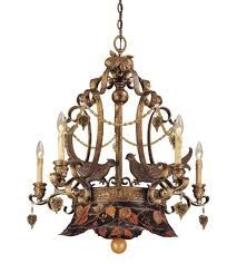 Tracy porter my look bookacy porterpoetic wanderlust savoy house tracy porter regal pheasant 5 light chandelier in hand painted metal wvintage gold aloadofball Choice Image