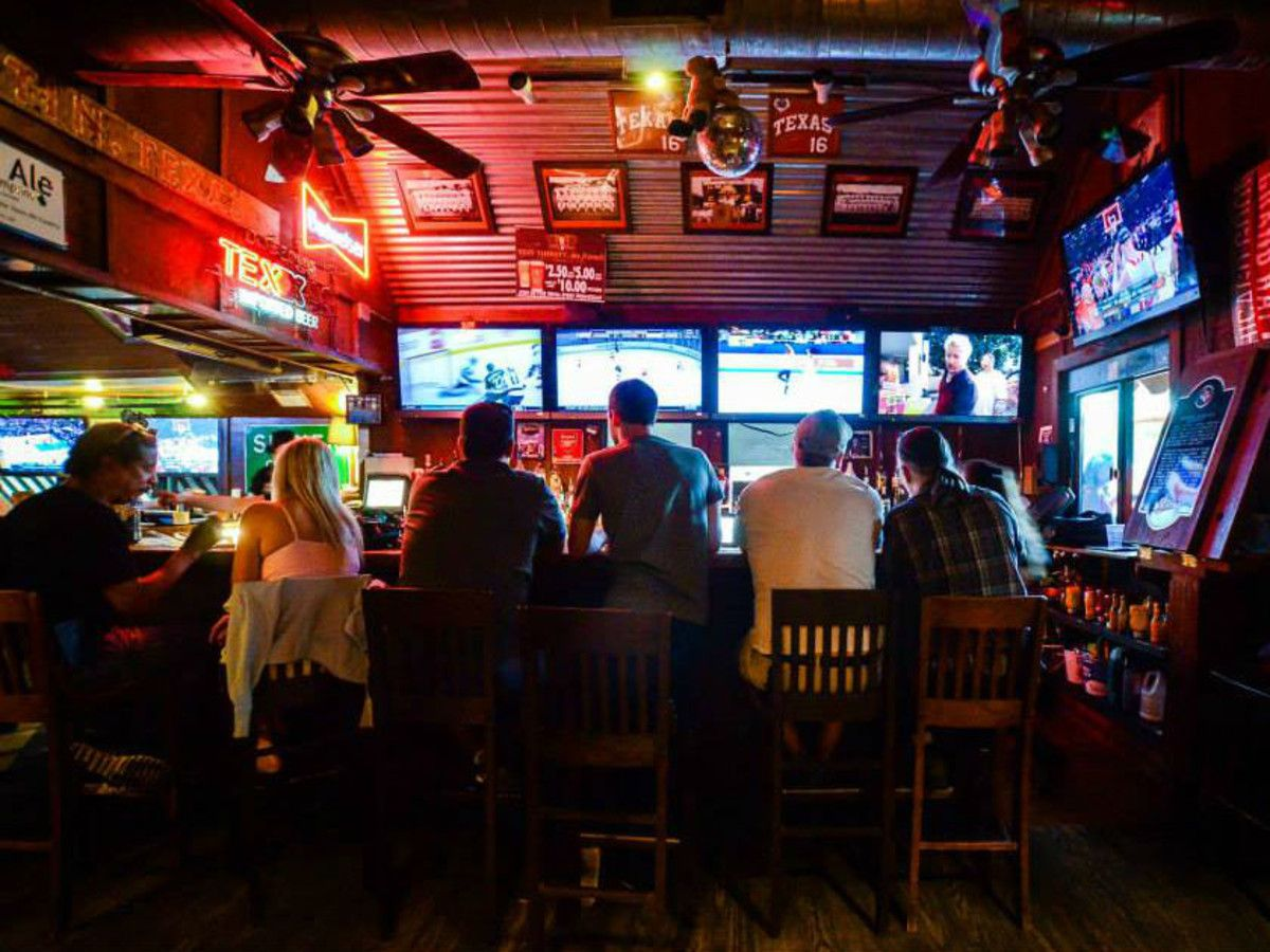 Image result for sunday football at sports bar Tavern
