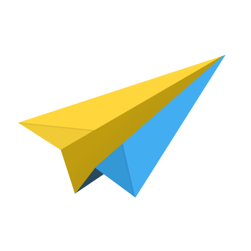 Yellow Paper Plane Png Image Paper Plane Paper Airplanes Yellow Paper