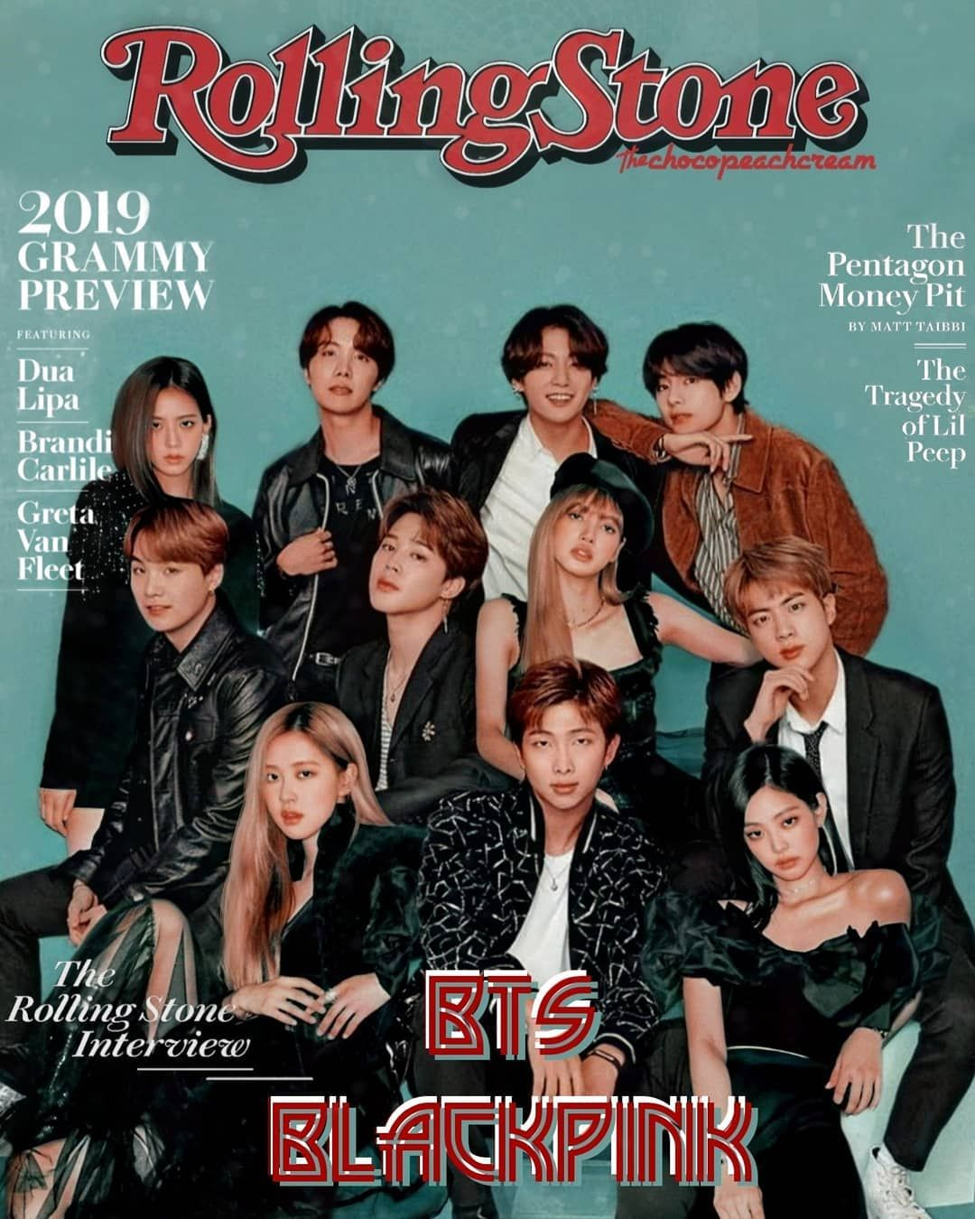 """BTS and BLACKPINK make Rolling Stones list of """"50 best songs of 2020"""""""