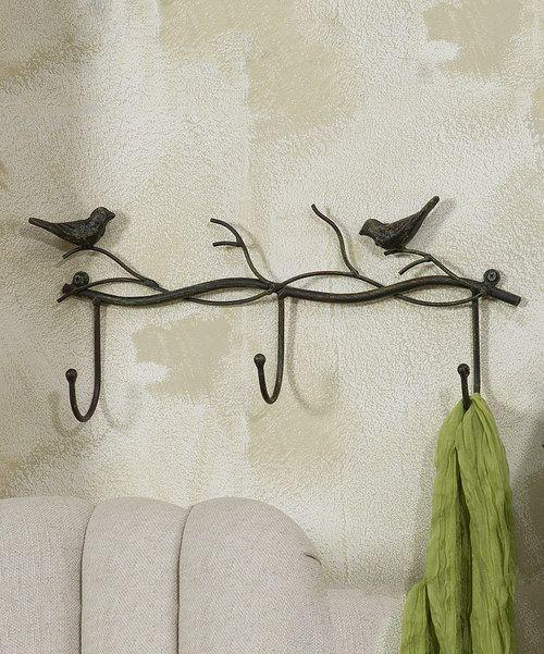 look at this bird wall hook on zulily today bird decor