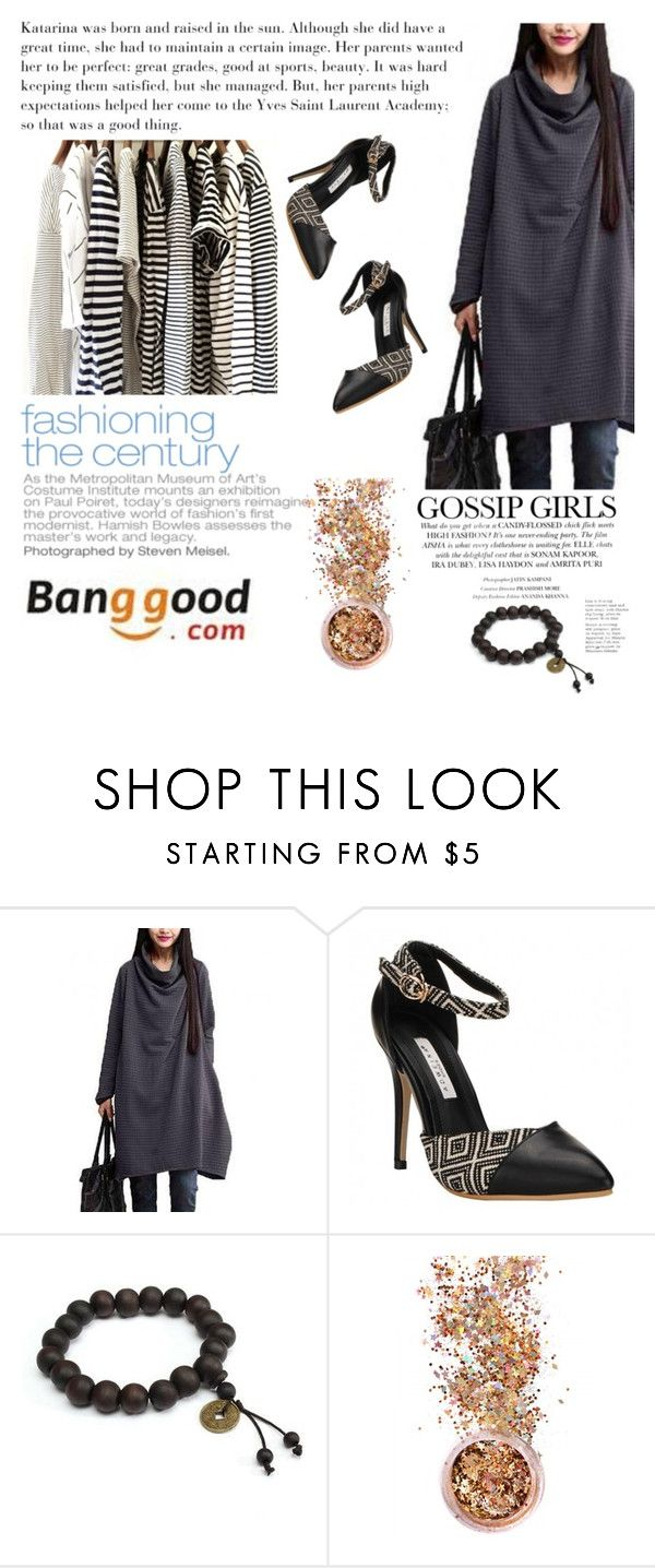 """""""Banggood 6"""" by nejra-l ❤ liked on Polyvore featuring In Your Dreams"""