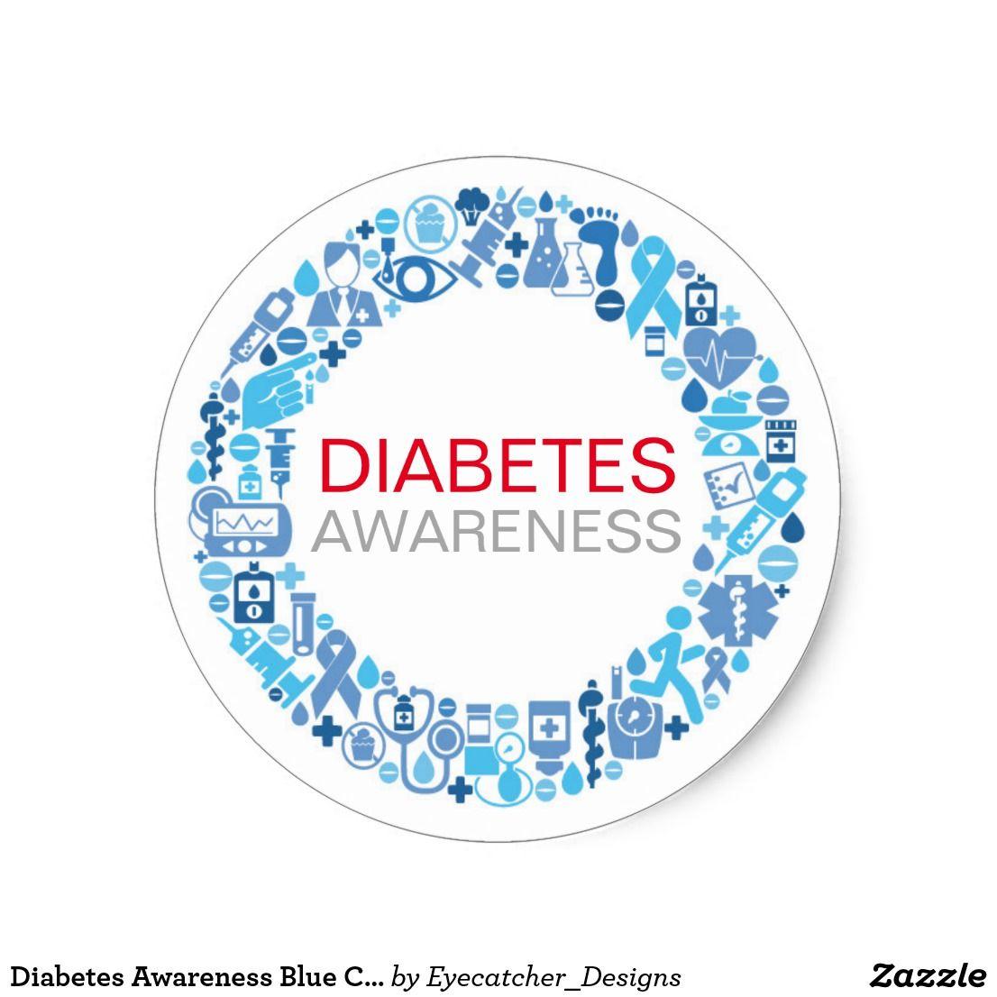 diabetes de uñas azules