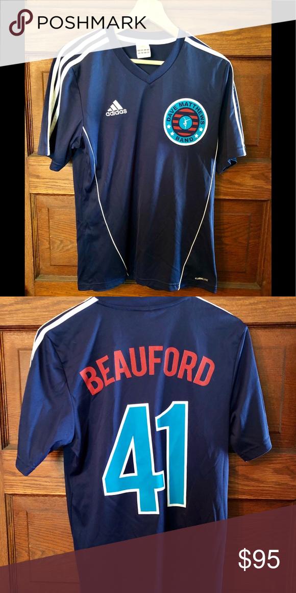 carter beauford jersey