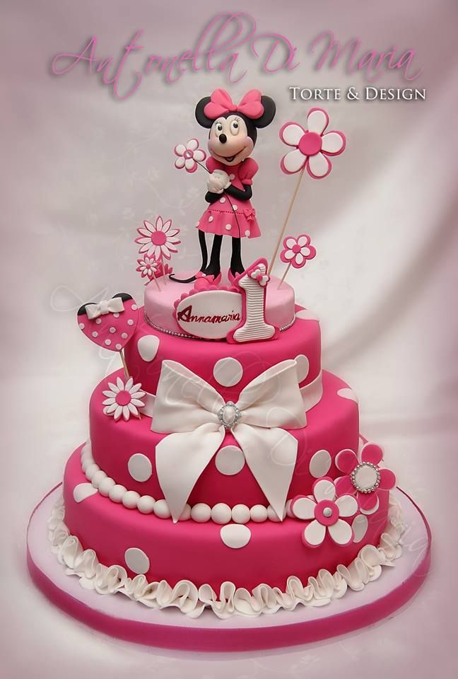 Its Yummie Cake Cupcakes And More Cakes Minnie