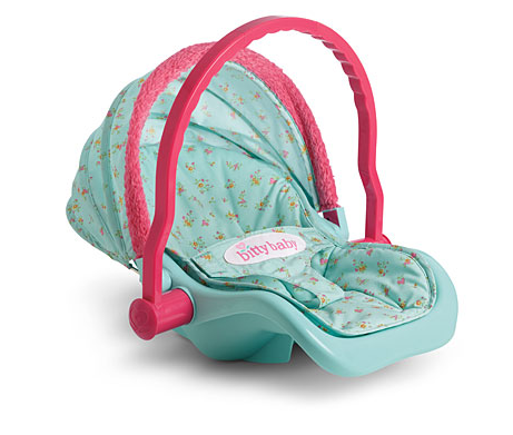 Bitty Baby carrier seat Baby doll accessories, Baby doll