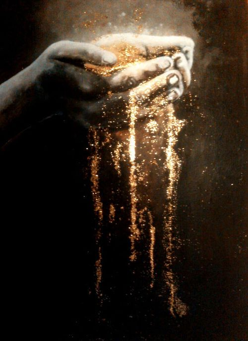 """""""Truth, like gold, is to be obtained not by its growth, but by washing away from it all that is not gold."""" -Leo Tolstoy"""