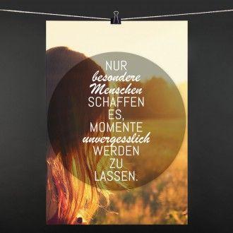 Poster Nur Besondere Menschen Neu Lebensweisheiten Spruche Weisheiten Spruche Spruche