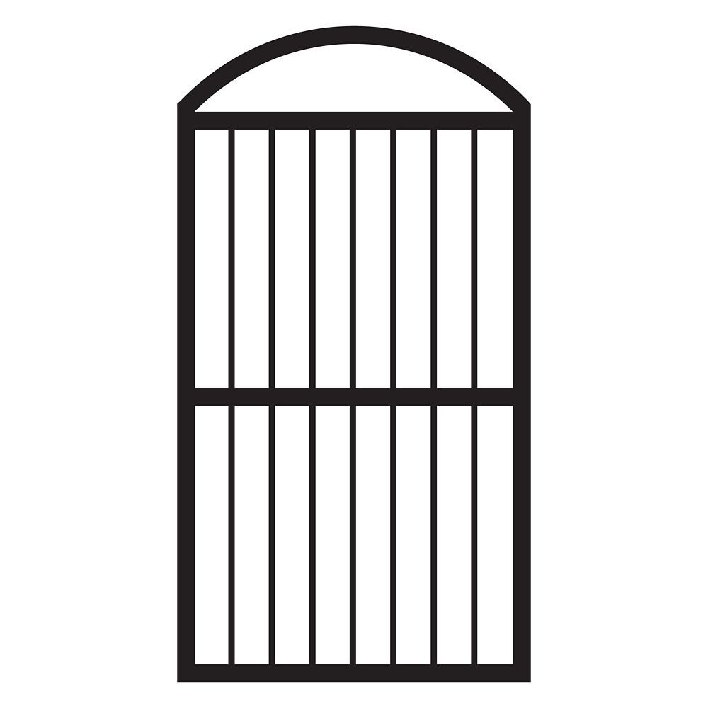Metal Fencing Parts Accessories The Metal Fence Gates Metal Fence Fence Gate