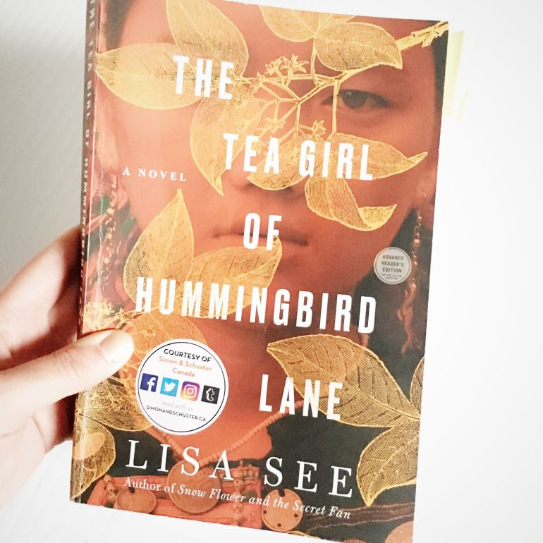 The Tea Girl of Hummingbird Lane by Lisa See REVIEW Book