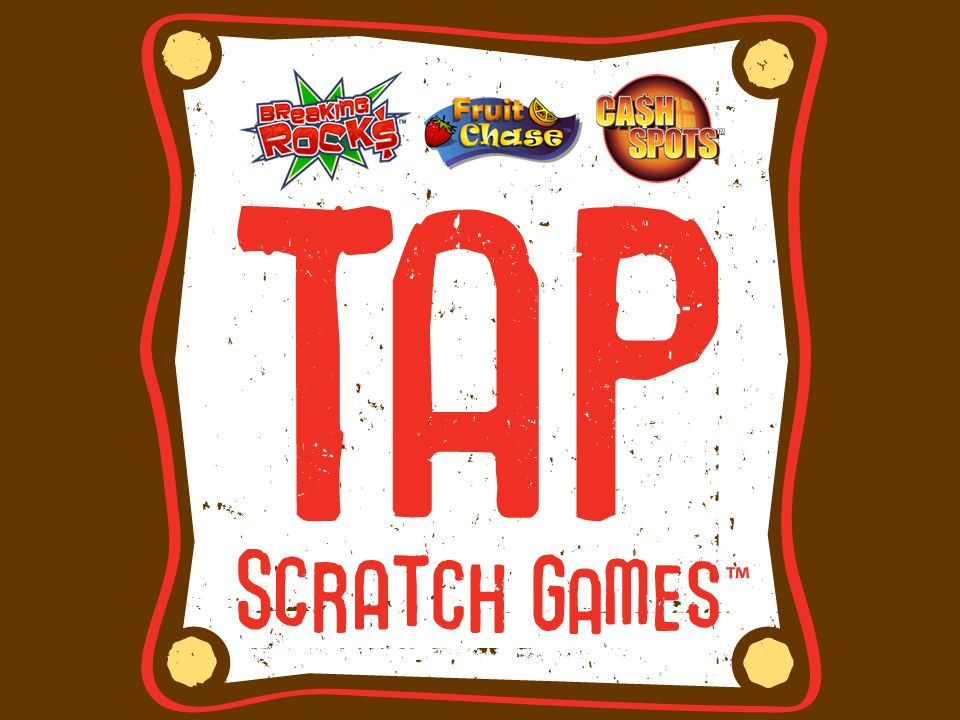 Introducing the paperless TAP Scratch Games from the Idaho Lottery!