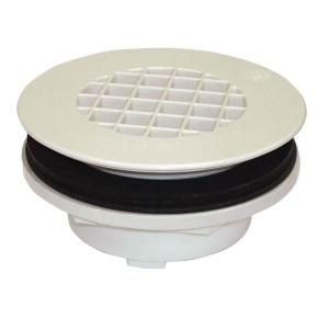 Mustee Pvc Drain Assembly With Seal For 2 In Pvc Abs And Iron Dwv 42 317a The Home Depot Pvc Shower Pvc Shower Floor
